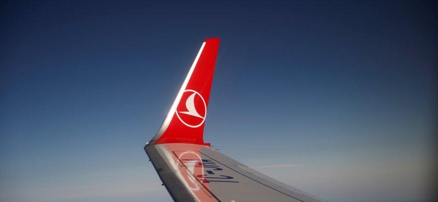 Türk Hava Yolları İran uçuşlarını askıya aldı