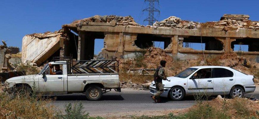 Tahriru'ş Şam: 5 istihbarat personelini yakaladık