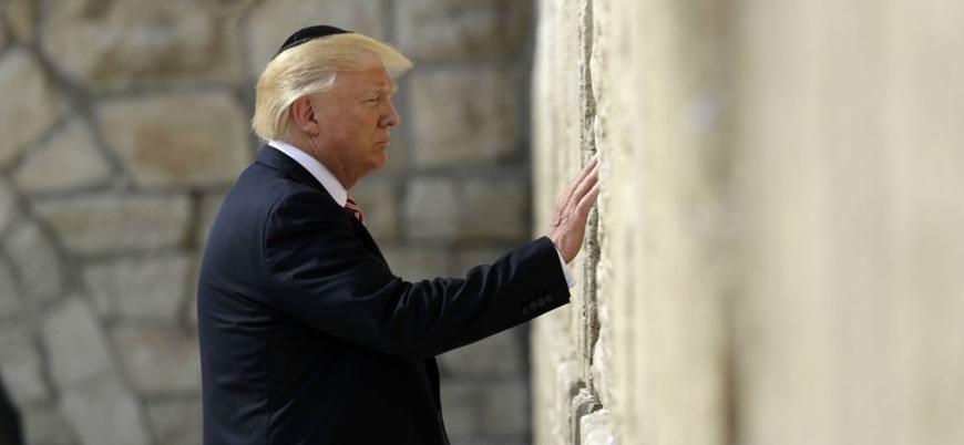 Trump'tan tepki çeken 'Kudüs kararı' yorumu: Gurur duyuyoruz, keyfini çıkarın