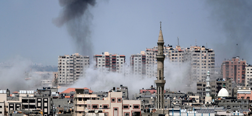 İsrail Gazze saldırılarına devam ediyor