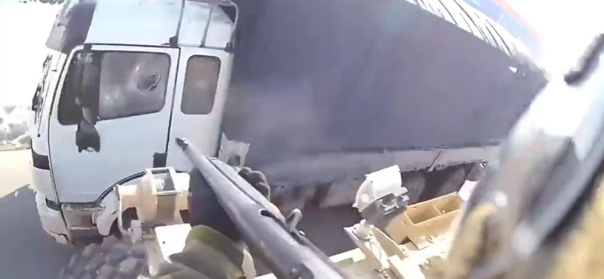 ABD, Afganistan'da 'sivil kamyon şoförünü vuran asker' olayını gizliyor