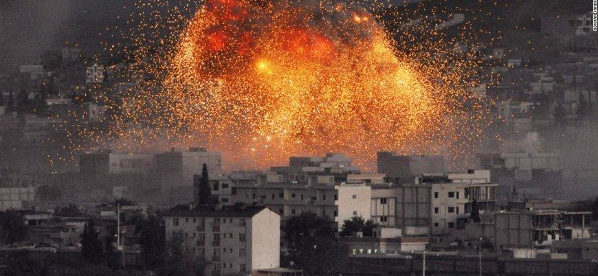 IŞİD'den rejim bölgesinde bombalı saldırı: 200'e yakın ölü