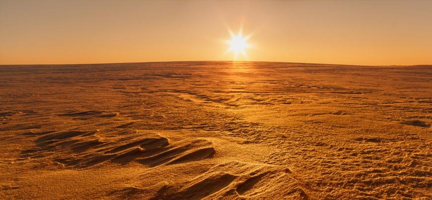 Mars'ta hayat ihtimali yeniden gündemde: Su gölü bulundu