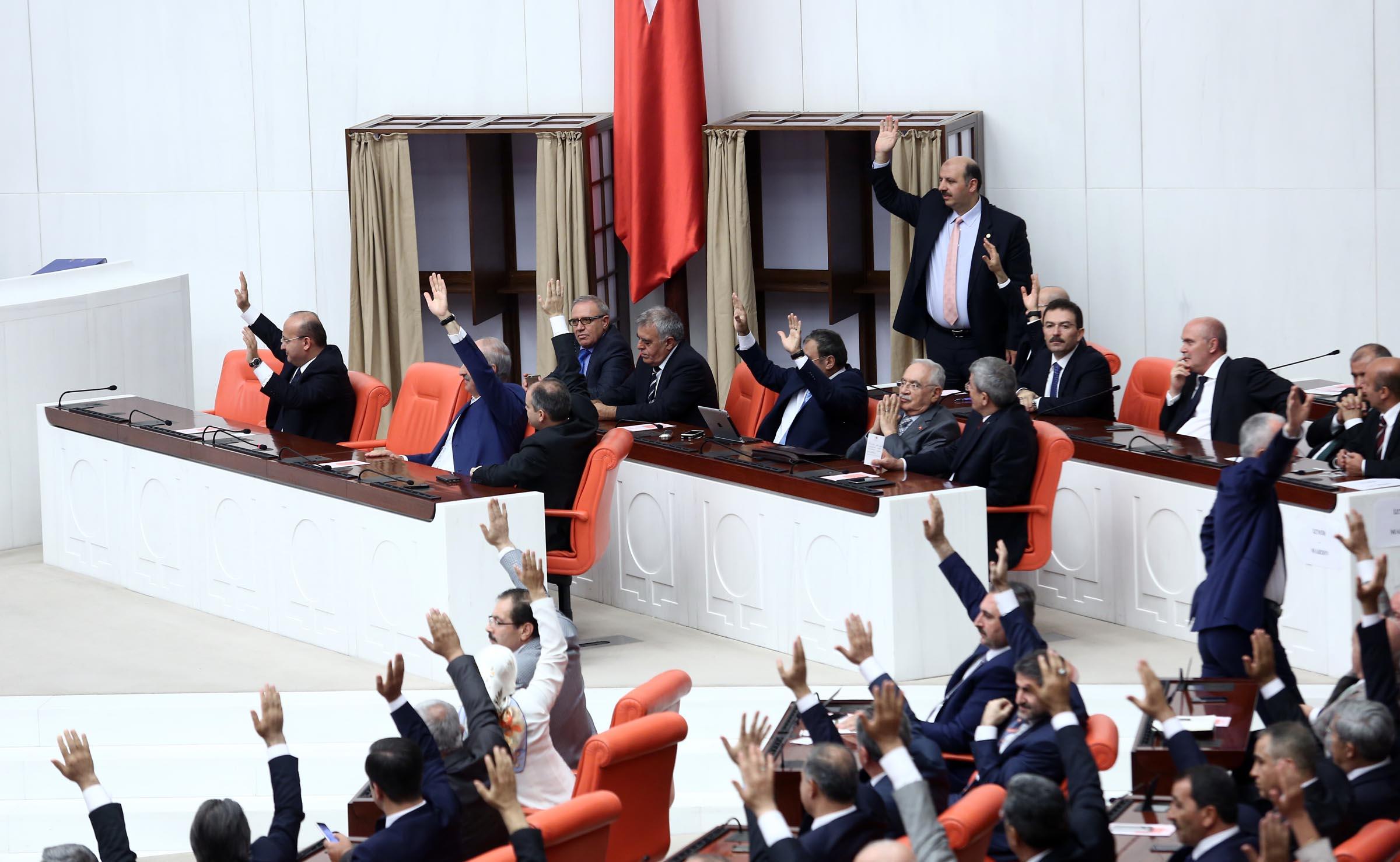 """""""El kaldırıp indirmekle rejim değişmez"""""""