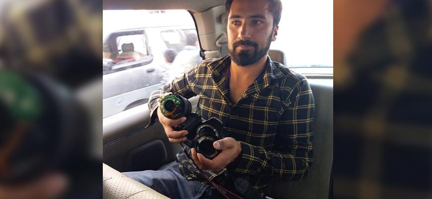 Kabil'deki patlamayı görüntüleyen gazeteciler hükümet güçlerince dövüldü