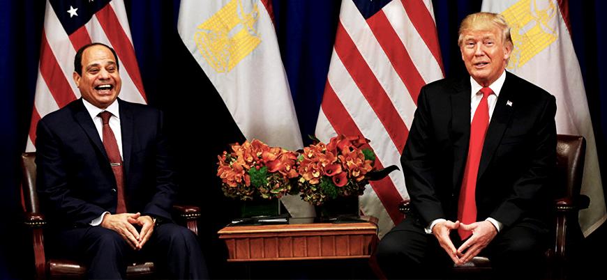 ABD'den Mısır'a 'karşılıksız' 65 milyon dolar yardım