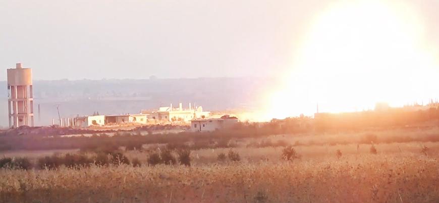 IŞİD, Suriye'nin güneyindeki çatışma görüntülerini yayınladı