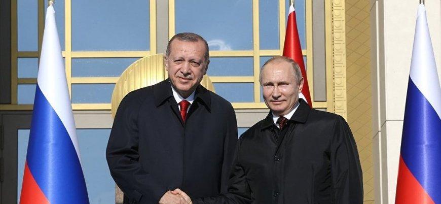 Erdoğan: Rusya ile aramızdaki dayanışma birilerini kıskandırıyor