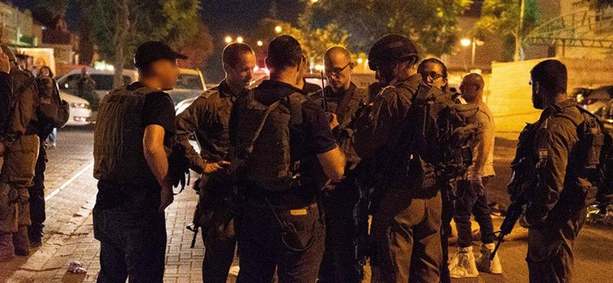 Kudüs'te yerleşimcilere bıçaklı saldırı: 1 ölü, 2 yaralı