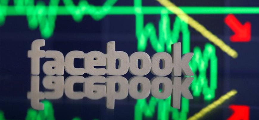 Facebook bir günde 122 milyar dolar değer kaybetti