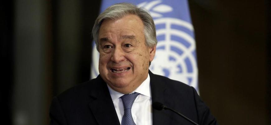 Guterres: ABD'nin gücü azalıyor