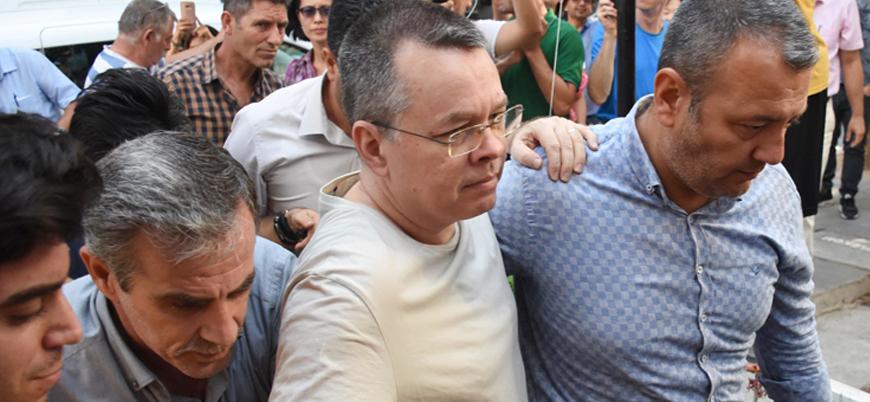 Türkiye'den Brunson-Özkan takası iddiasına yalanlama