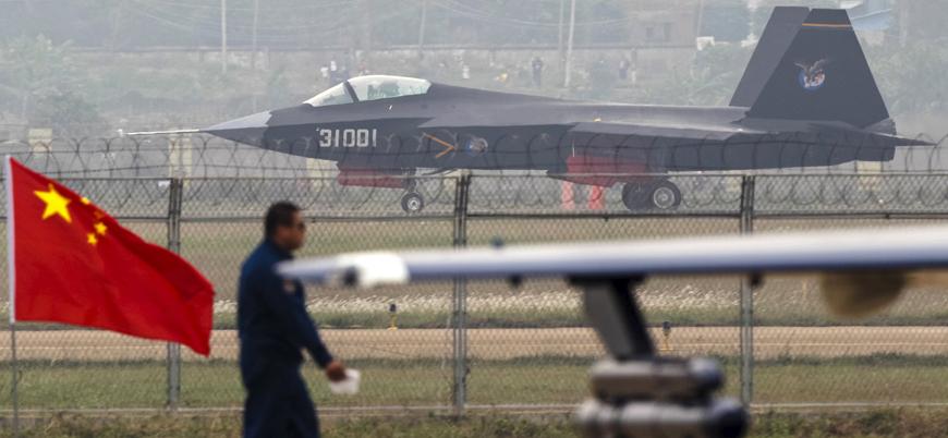 Çin ve Güney Kore arasında savaş uçağı gerginliği