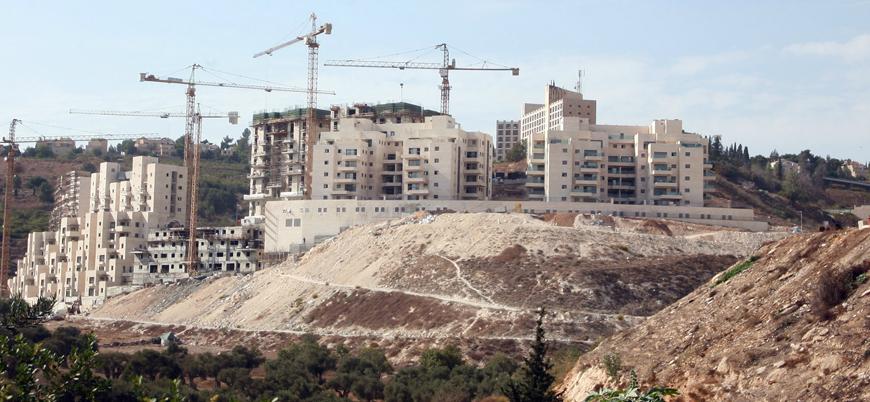 ABD: İsrail'in Batı Şeria'daki yerleşimleri ilhak etmek hakkı