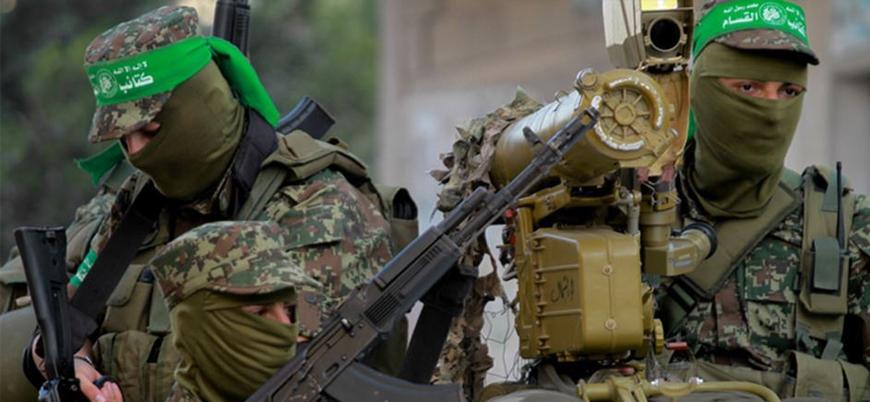 """""""Hamas İsrail'e misilleme için uygun vakti bekliyor"""""""
