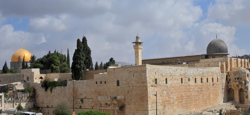 Hamas'tan İslam dünyasına 'Mescidi Aksa'yı kurtarma' çağrısı