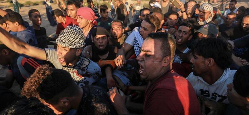 İsrail Gazze sınırında ikisi çocuk üç Filistinliyi öldürdü