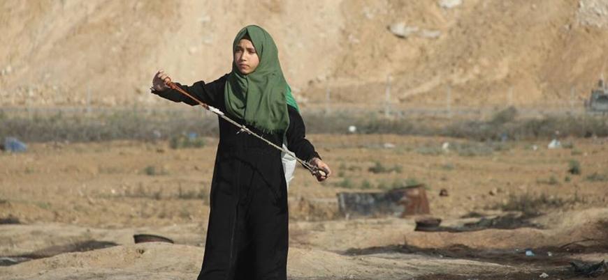 İsrail askerleri Kassam komutanının küçük kızını vurdu