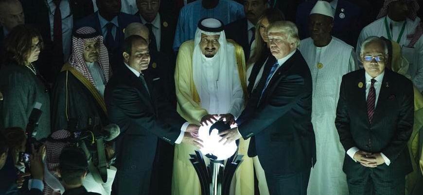 Trump öncülüğünde Arap NATO'su kuruluyor