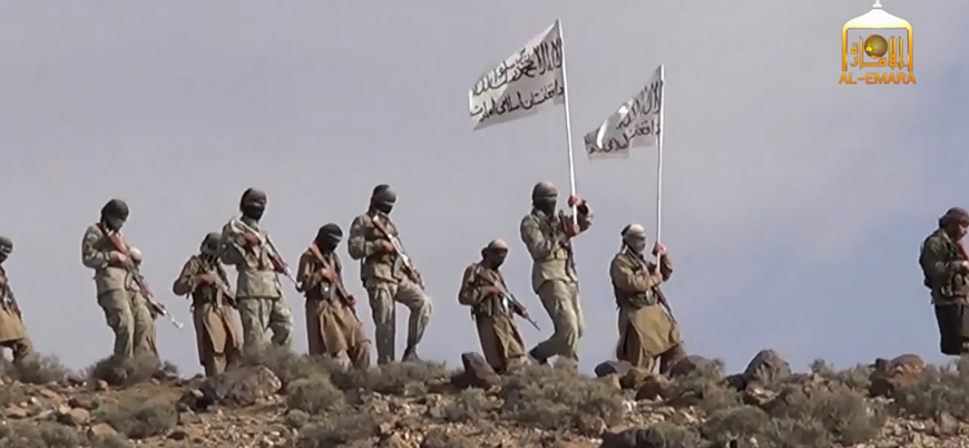 Taliban kuzeyde önemli ilçenin kontrolünü sağladı