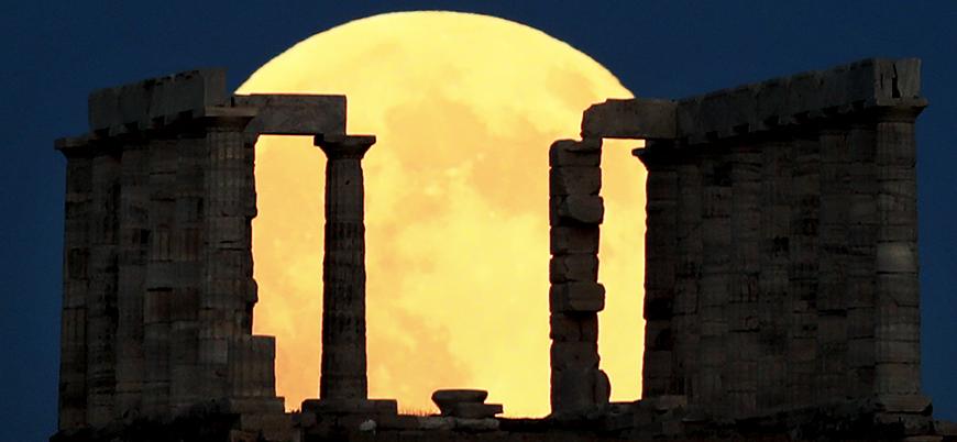 Evanjelistlerden 'Kanlı Ay' yorumu: Kıyamet yaklaştı