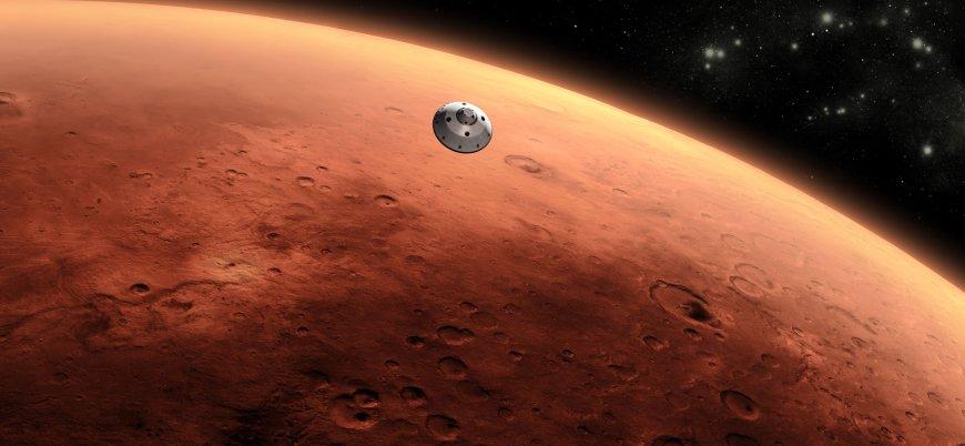 NASA Mars'ta yaşam için konut projelerini tanıttı