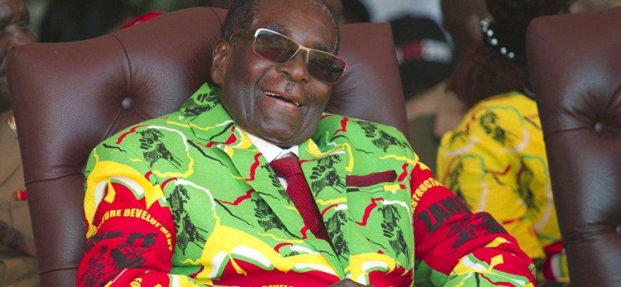 Zimbabve eski Devlet Başkanı Robert Mugabe 95 yaşında öldü