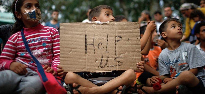 Save the Children: Mülteci çocukları Avrupa'da istismara uğruyor