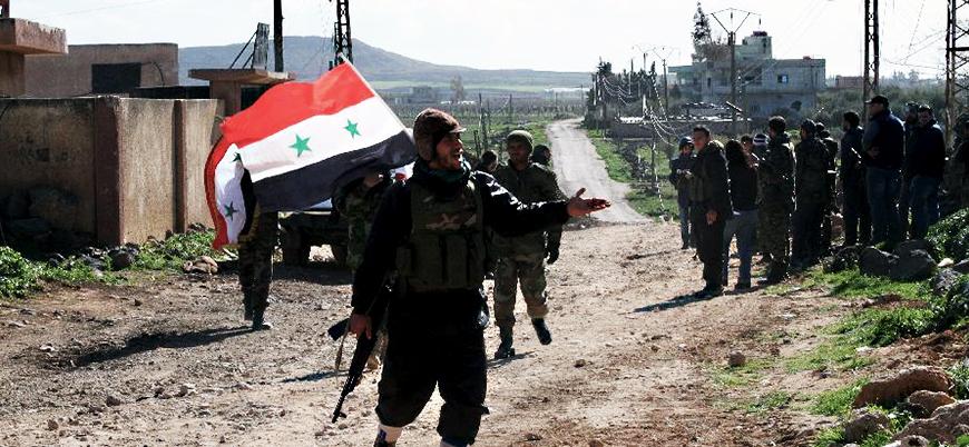 Esed rejimi eski muhalifleri IŞİD'le savaşta öne sürüyor