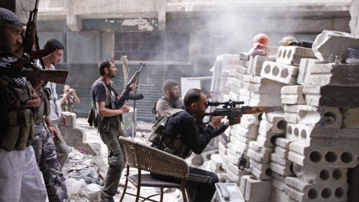 Esed ve İran için kanlı hafta: Halep'te yüzlerce asker öldü