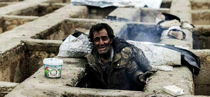 'İran ekonomisi çökmek üzere'
