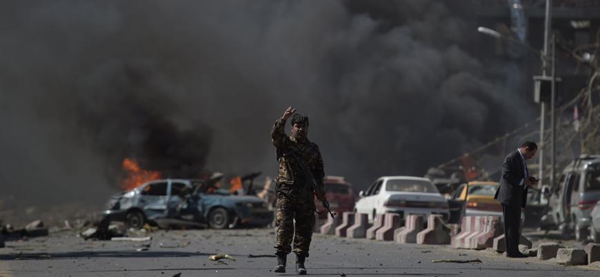 Afganistan'ın başkenti Kabil'de peş peşe patlamalar