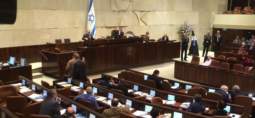 İsrail'de hükümeti kuracak oylama bugün yapılıyor