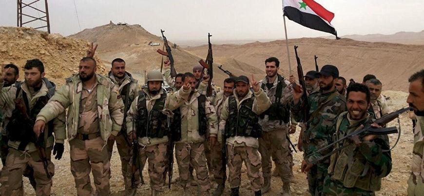 Suriye'nin güneyinde IŞİD tahliyesi ve rejimin hakimiyeti
