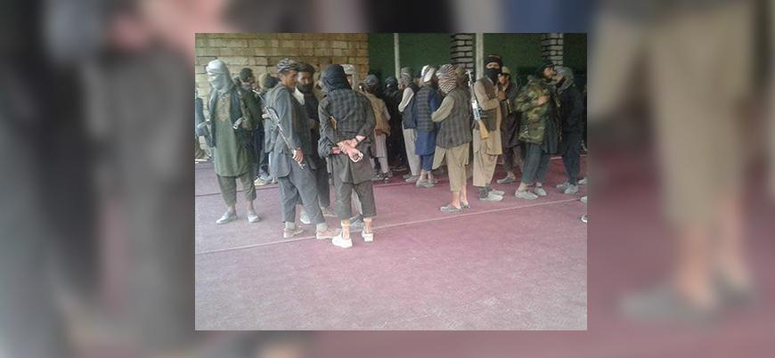 Afganistan'da Taliban'dan kaçan IŞİD'liler hükümet güçlerine sığındı