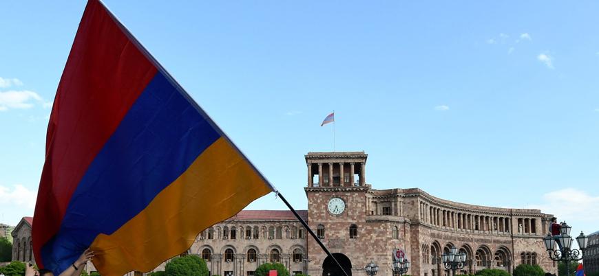 Rusya Ermenistan'da gelişen olaylardan 'endişe duyuyor'
