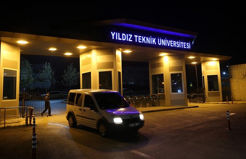 YTÜ'deki FETÖ operasyonu: 14 akademisyen tutuklandı