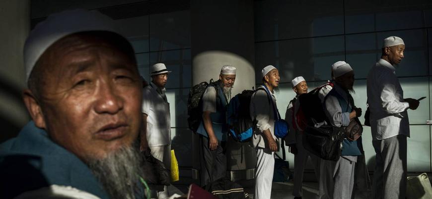 Çin hacca giden Müslümanları GPS ile takip edecek