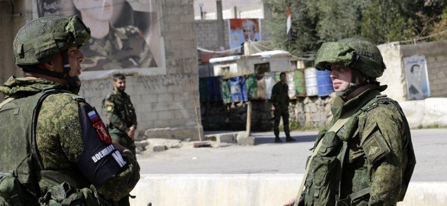 Rus güçleri Golan Tepeleri'ne konuşlanıyor