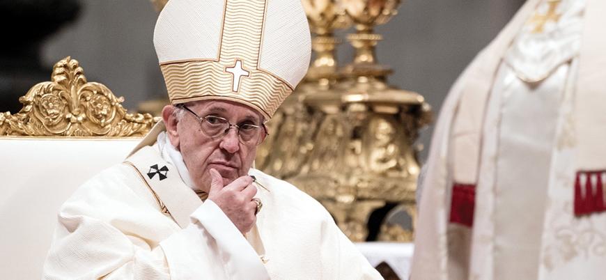 Venezuela Devlet Başkanı Maduro'nun mektubuna Papa'dan cevap