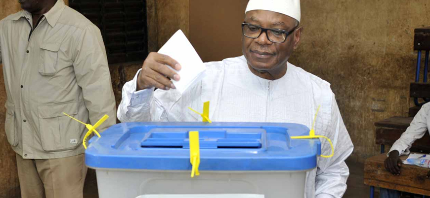 Mali'de cumhurbaşkanı ikinci turda belli olacak