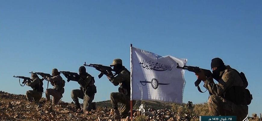 Suriye'de iki muhalif grup Hurras ed Din'e katıldı