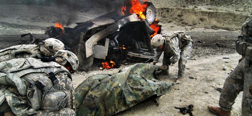 Taliban 8 ABD askerini öldürdüğünü açıkladı