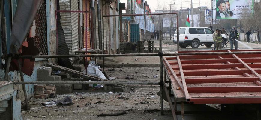 Afganistan'ın doğusunda Şii mabedine saldırı