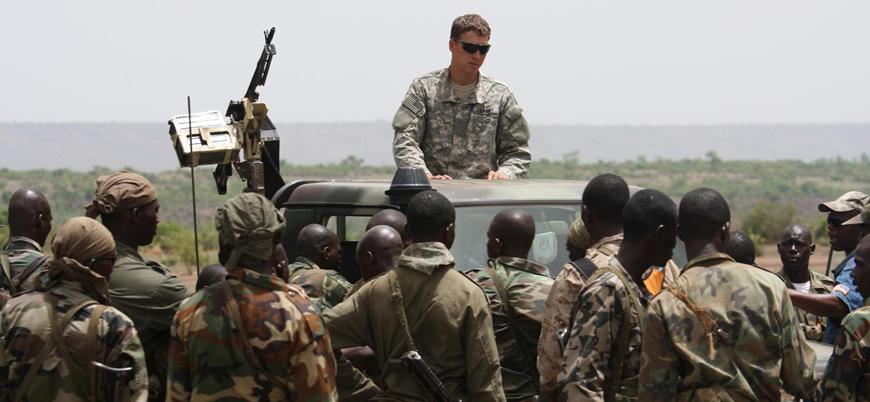 """""""Rus askerler Orta Afrika'da eğitim vermek için bulunuyor"""""""