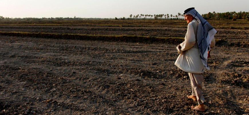 Irak'ta kuraklık tehdidi: Tarım sektöründe yüzde 50 zarar