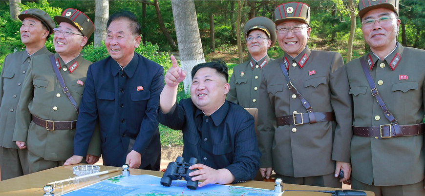 'Kuzey Koreli hackerlar nükleer füze programı için yüz milyonlarca dolar çaldı'
