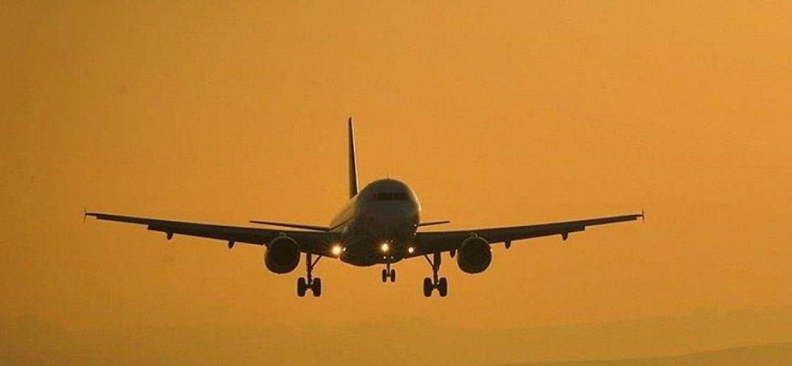 Uçakta 'bomba' şakası yapan yolcuya gözaltı