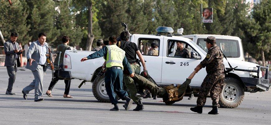Afganistan'da Şii mabedine saldırıyı IŞİD üstlendi