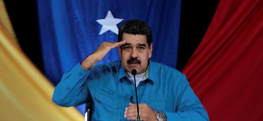 Dışişleri Maduro saldırısını kınadı